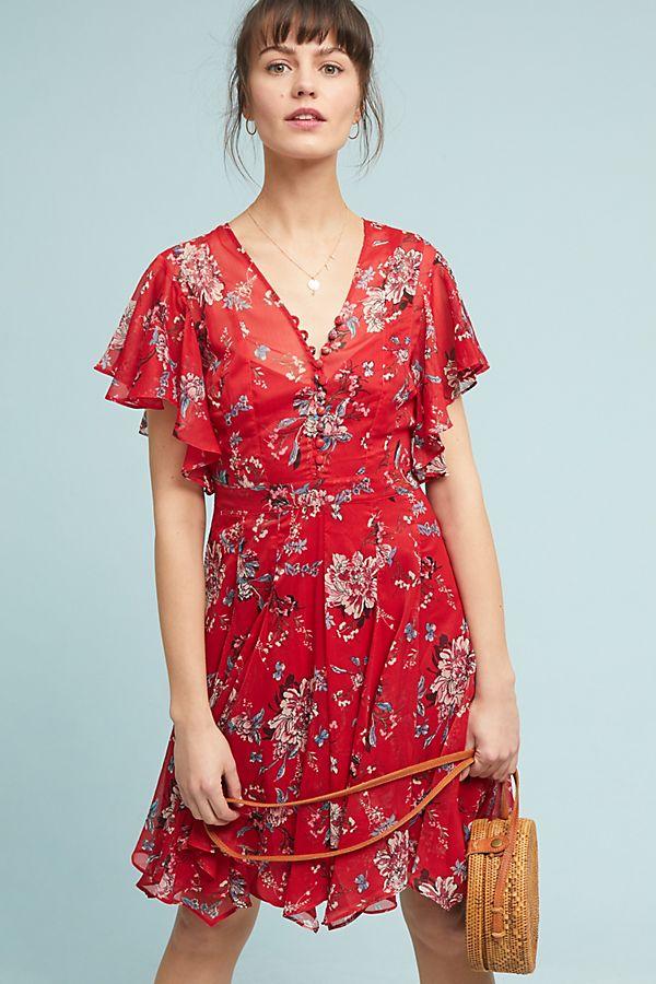 3809543d5342 Keira Floral Dress | Anthropologie