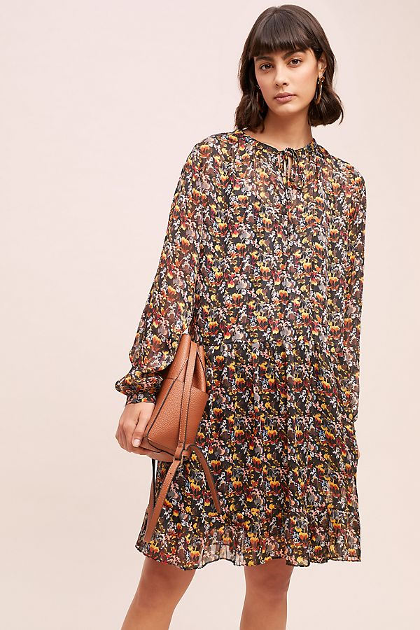 212808d0b Second Female Leon Floral-Print Dress