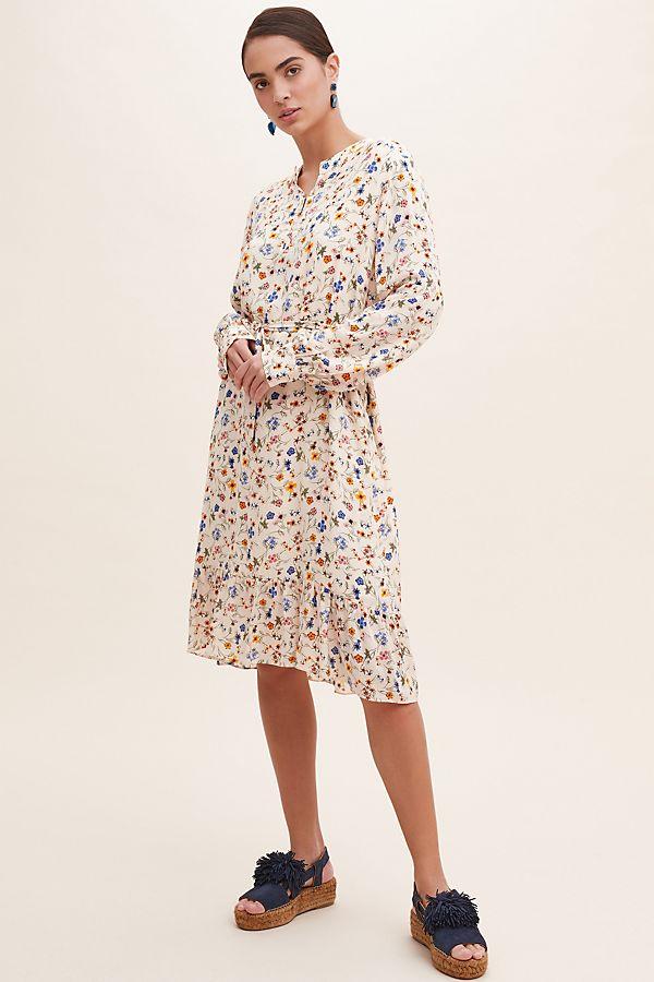 c363e5005266c Second Female Cindi Floral Dress   Anthropologie UK