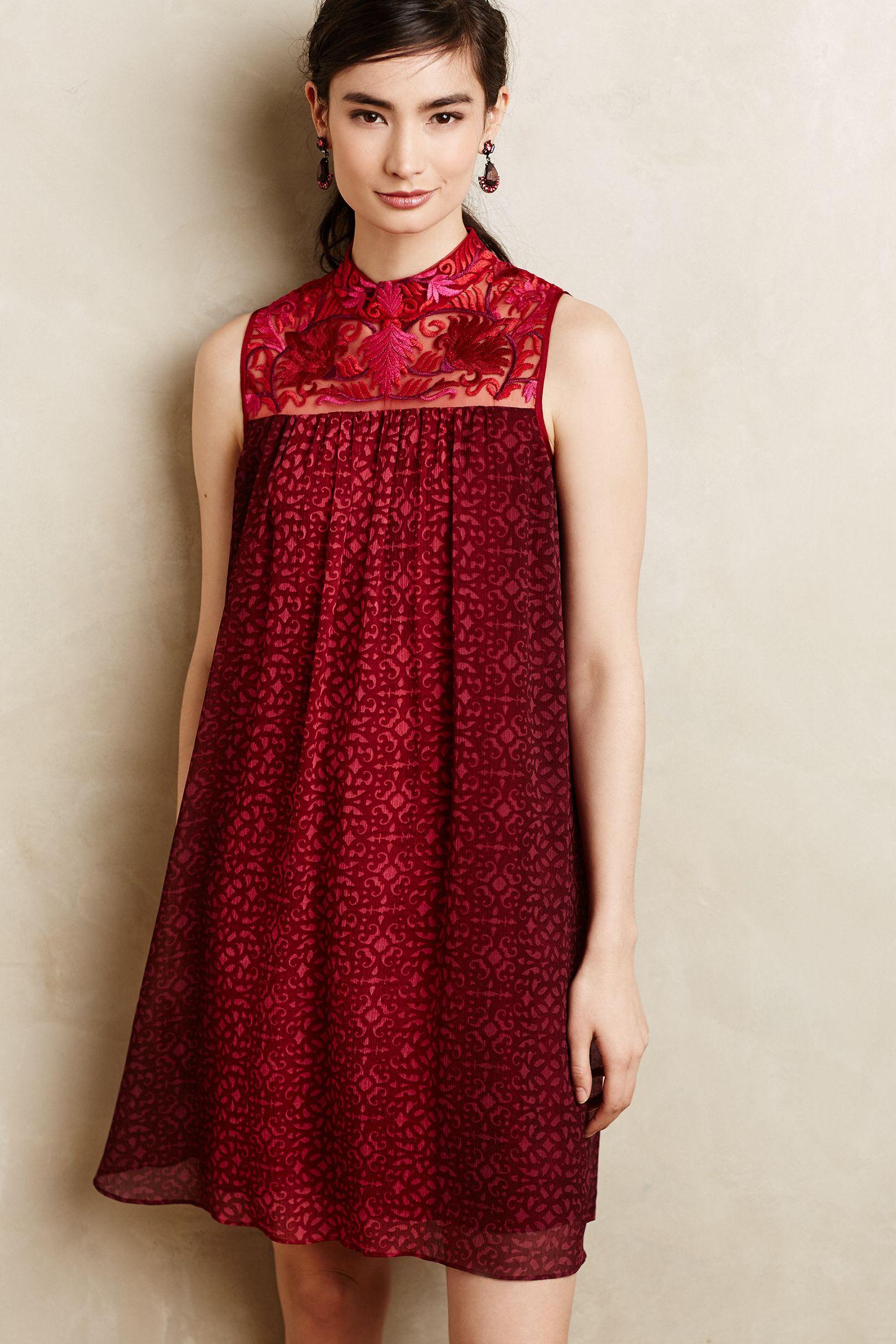 352dd7106f9d0 Amara Swing Dress | Anthropologie