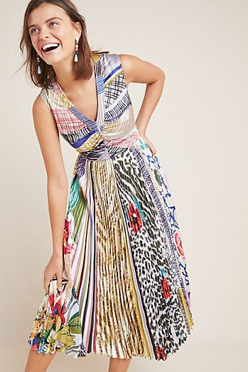 7790e8f582 Printed & Patterned Dresses | Anthropologie