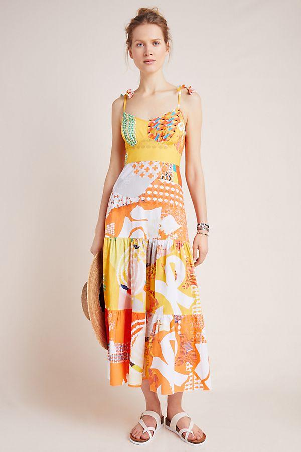 Slide View: 1: Margarella Maxi Dress