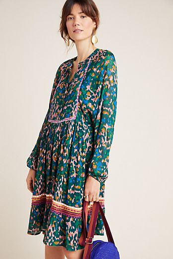 83f87425e9b Anastasia Maxi Dress. $250.00. BLUE MOTIF · Coterie Embroidered Tunic