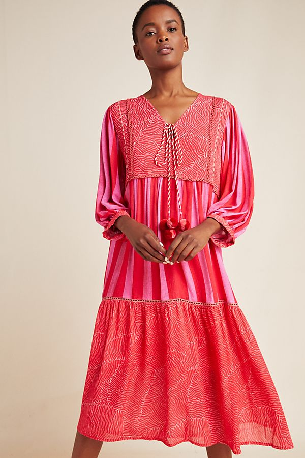 Slide View: 1: Lyndsey Tiered Tunic
