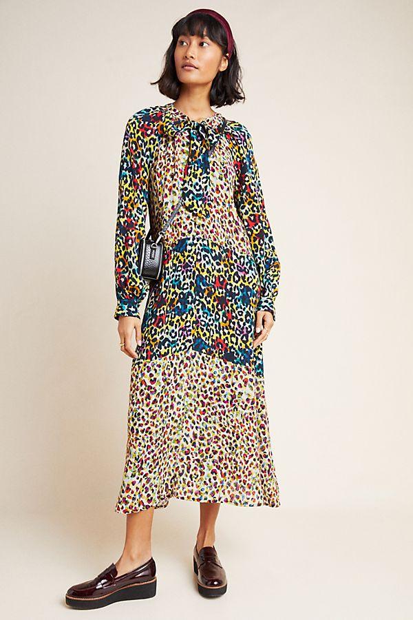 Slide View: 1: Sharona Maxi Dress