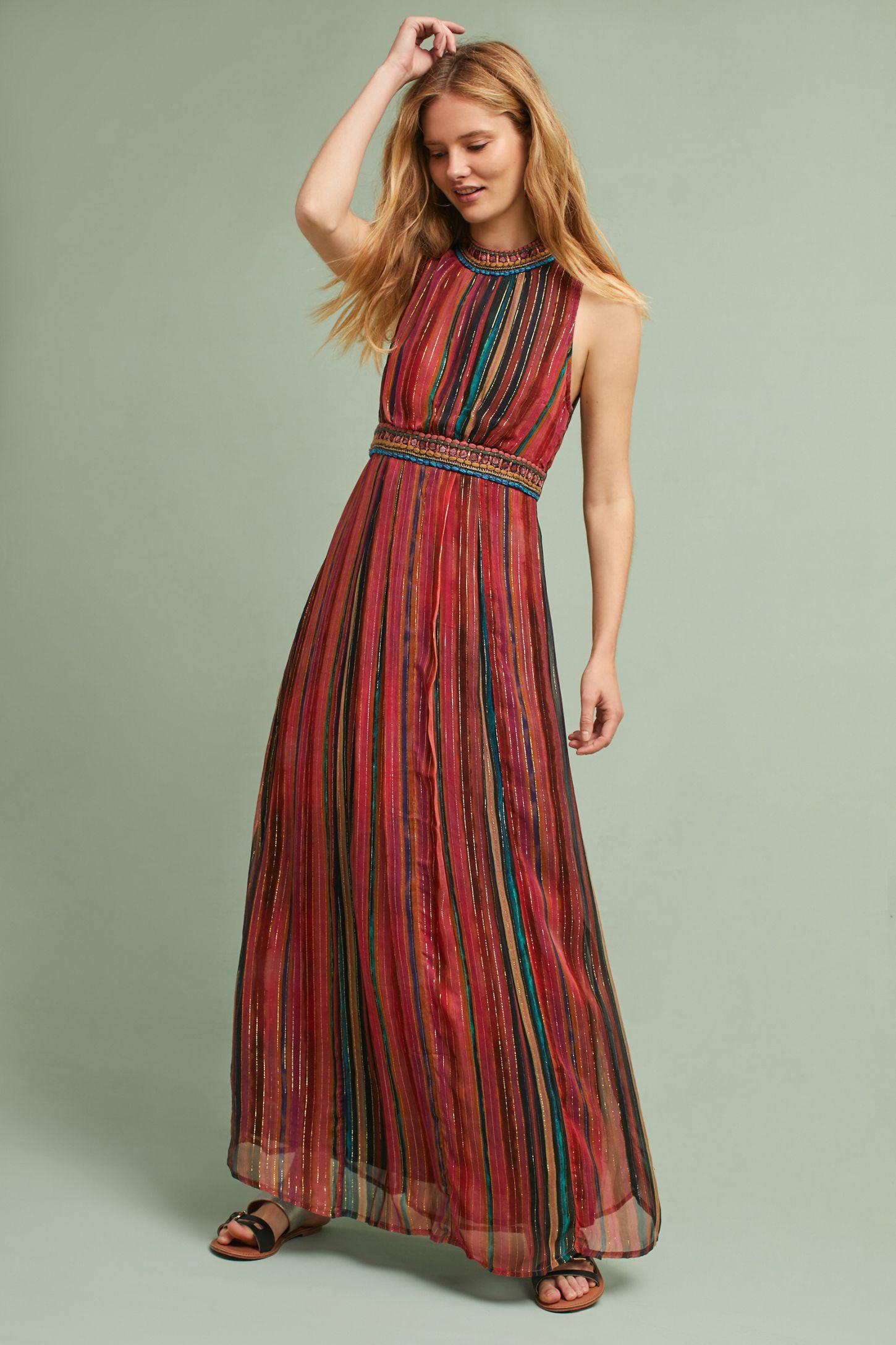 c5439cf15a Artista Maxi Dress