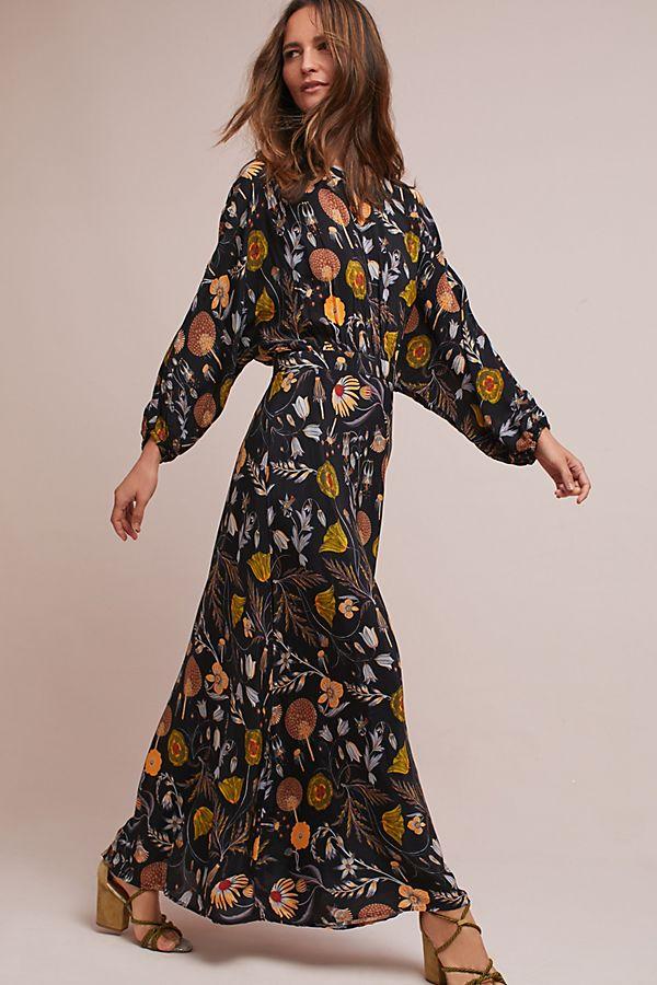 6b9f265dea Botanical Maxi Dress