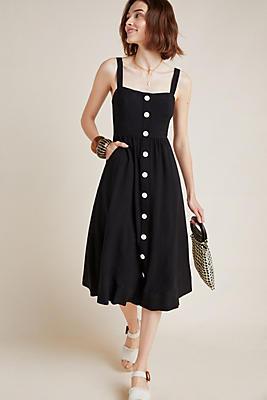 Slide View: 1: Rosemary Midi Dress
