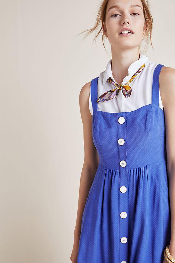 Slide View: 4: Rosemary Midi Dress