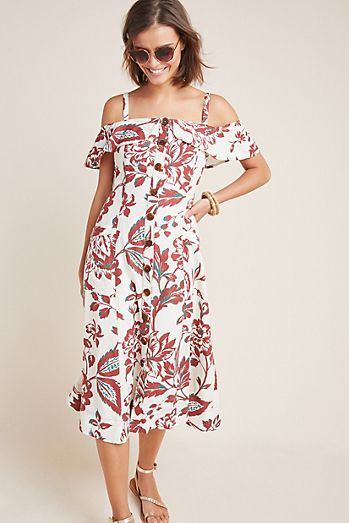 0a4d10d51bf6 Women's Dresses On Sale | Anthropologie