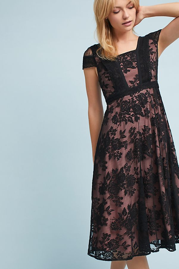 3fc79beee4b0 Malia Lace Midi Dress   Anthropologie UK