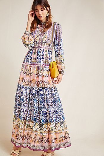 4ef3362c7 Maxi Dresses - Boho, Floral, Casual & More | Anthropologie