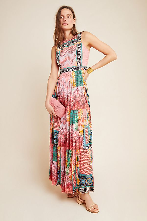 Slide View: 2: Alessandra Maxi Dress