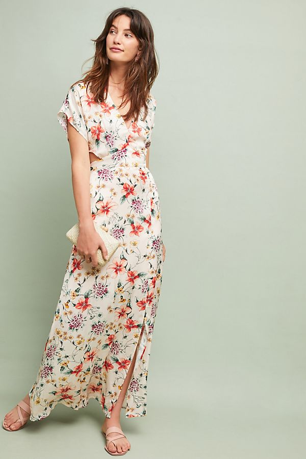 8aa9b8845a Oleander Blossom Maxi Dress