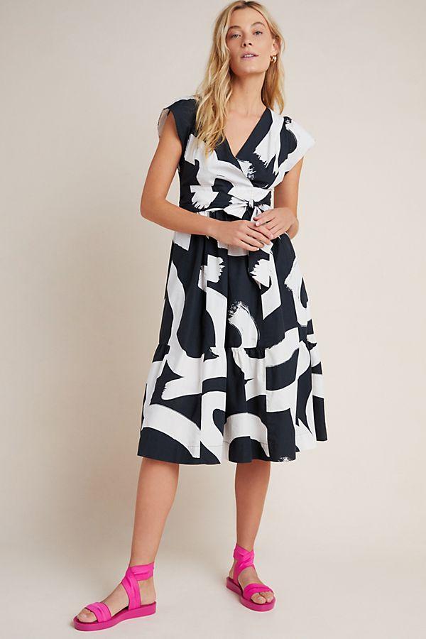 Slide View: 1: Mairead Midi Dress
