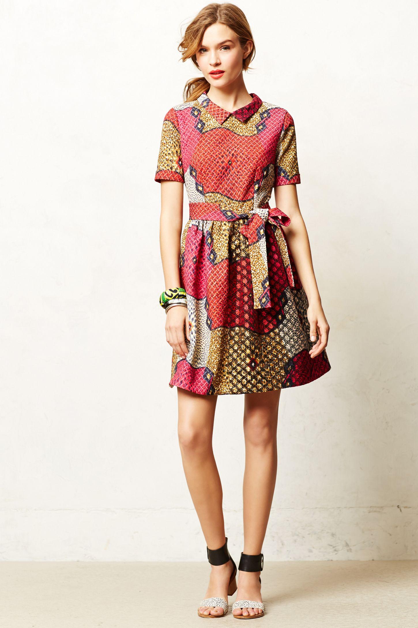 dbd26b31723 Legend   Song Dutch Wax Pili Dress