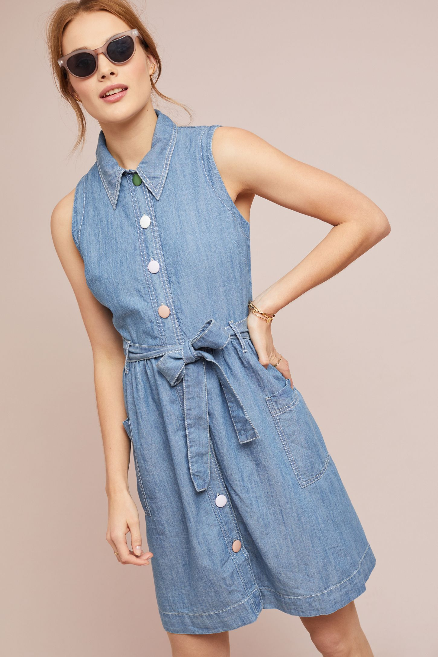 570cfb02eea Denim Shirt Dress With Pockets - Ortsplanungsrevision Stadt Thun