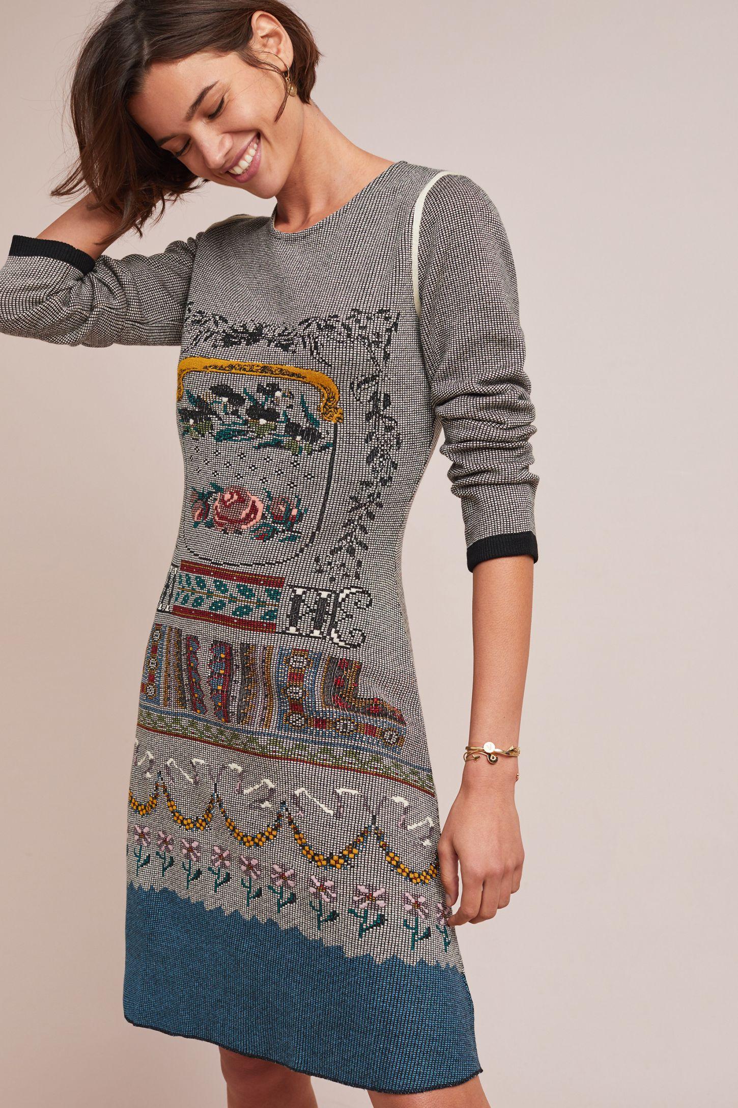 76accff36b2 Ogden Sweater Dress