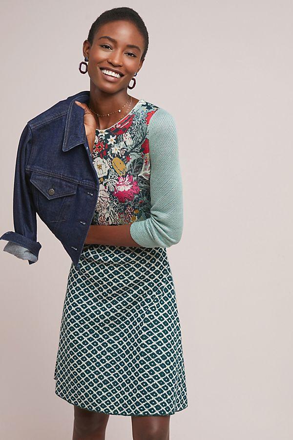 d5866d9a952 Flowerpot Sweater Dress