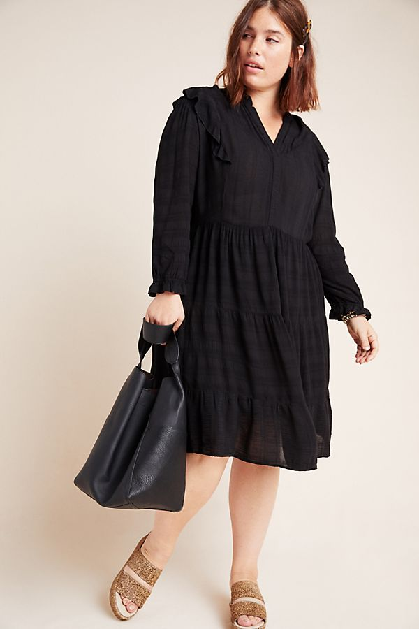 Rossi Ruffled Tunic by Anthropologie