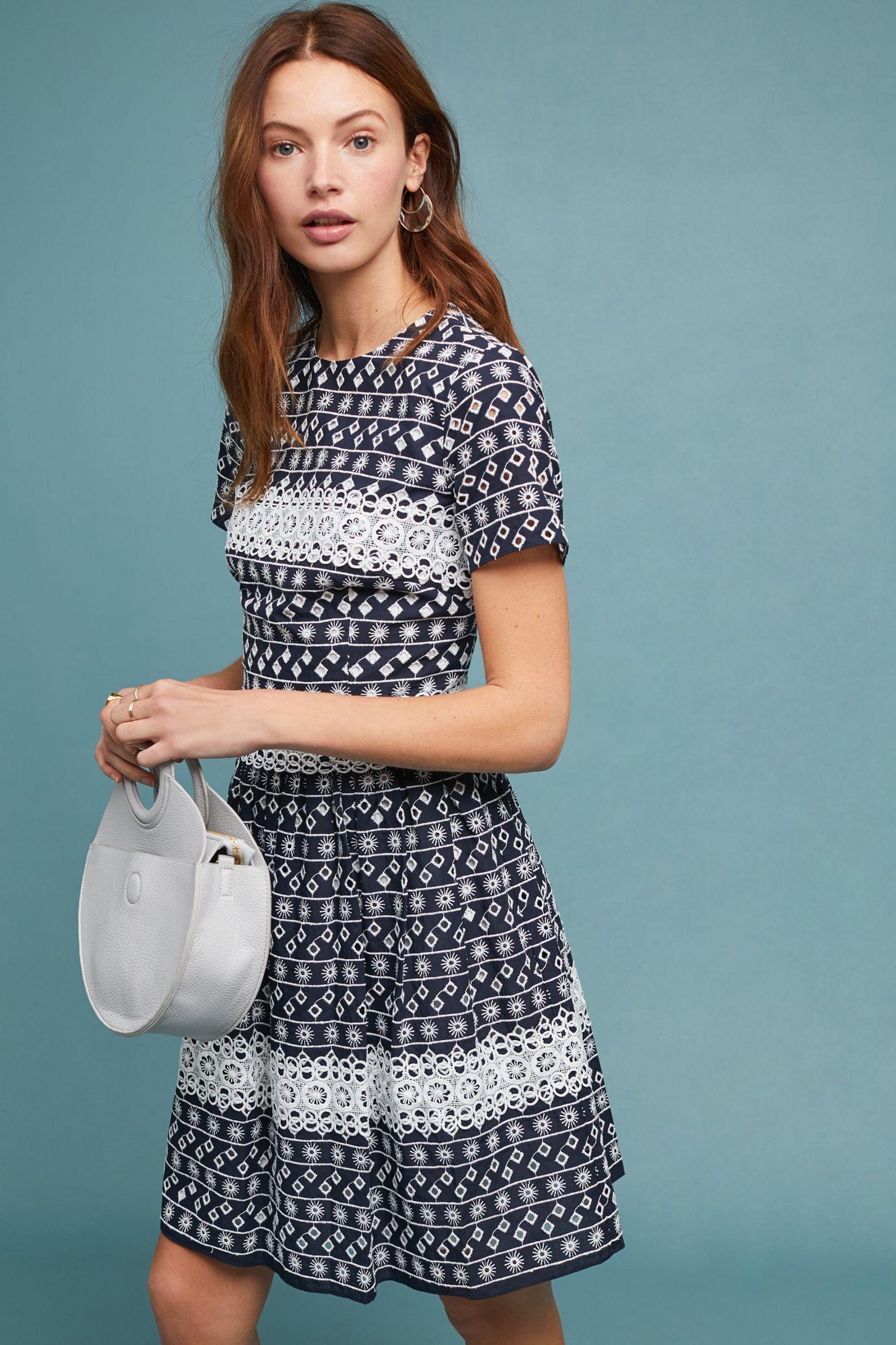 c89e17f6a92a ML Monique Lhuillier Aleria Lace Dress | Anthropologie