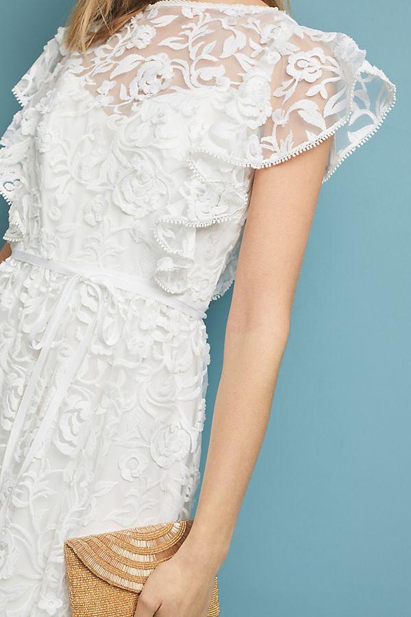 fdfed91a89dd ML Monique Lhuillier Porcia Lace Dress | Anthropologie