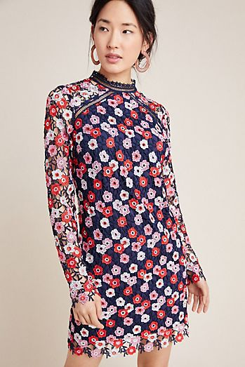 ee4e06275 ML Monique Lhuillier Darla Mini Dress