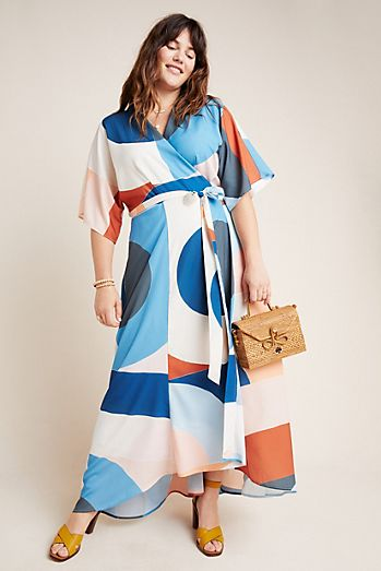 a57ce9c998 Plus Size Dresses | Maxi, Cocktail & More | Anthropologie