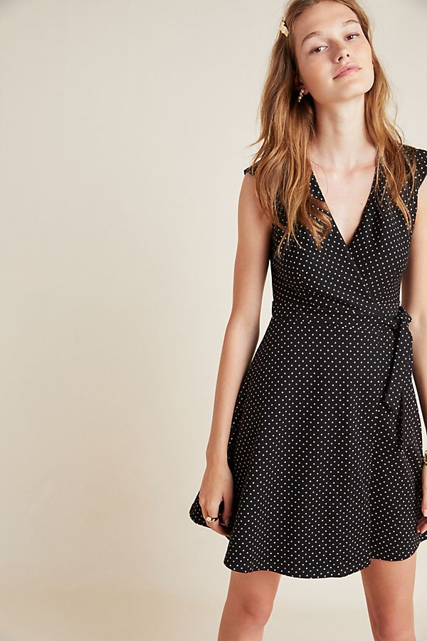 Slide View: 1: Ronnie Wrap Dress