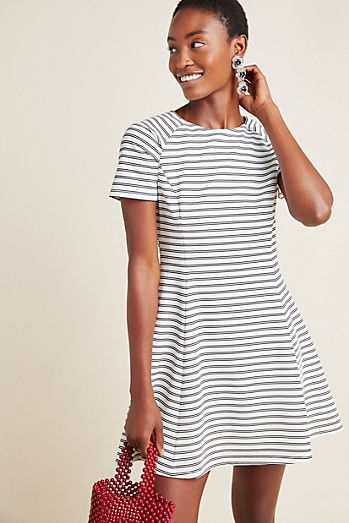 e0bf6a113c Tess Striped Knit Dress. Quickshop