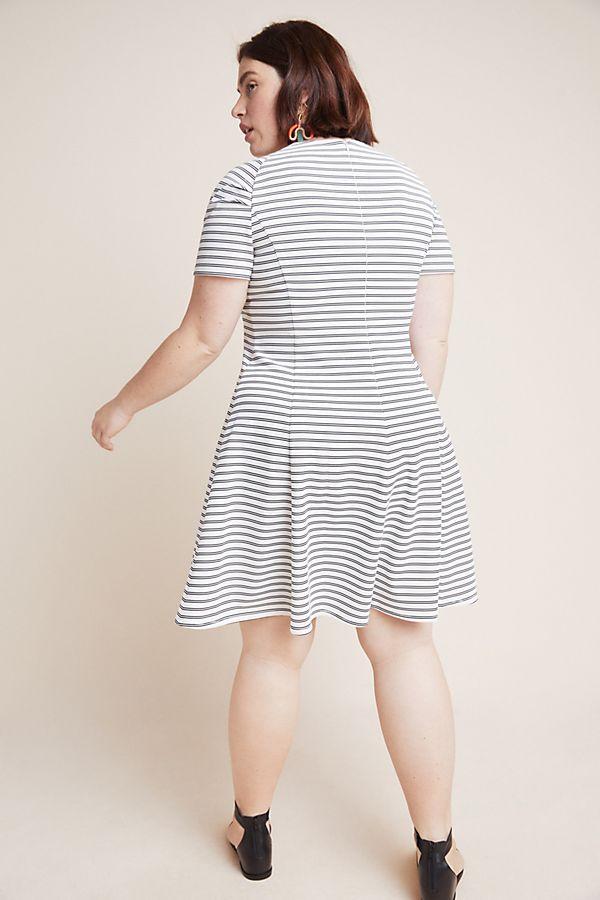 b782cc5f1d9 Slide View  6  Tess Striped Knit Dress