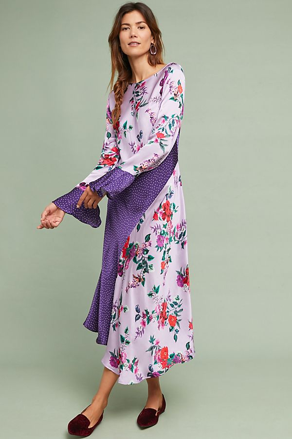 ab516a124581 Carly Patchwork Dress   Anthropologie
