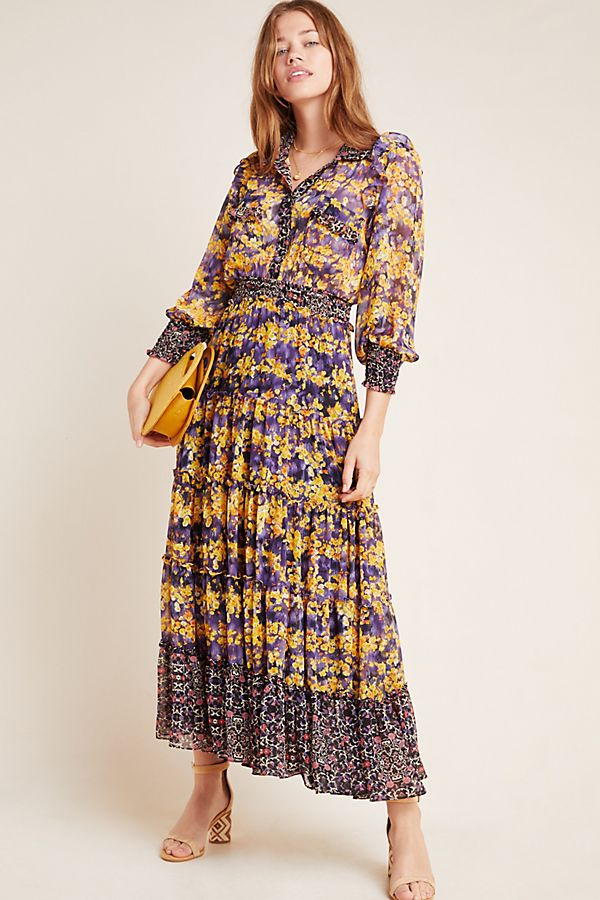 Slide View: 1: Toula Maxi Dress