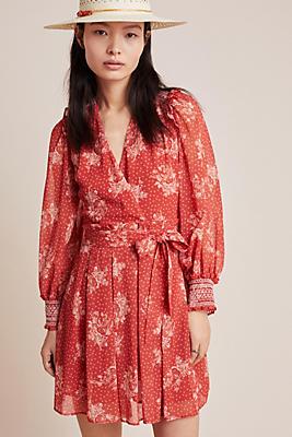 Prato Belted Dress by Steele