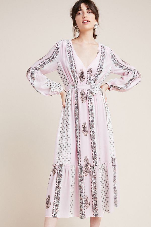Slide View: 1: Marcel Wrap Dress