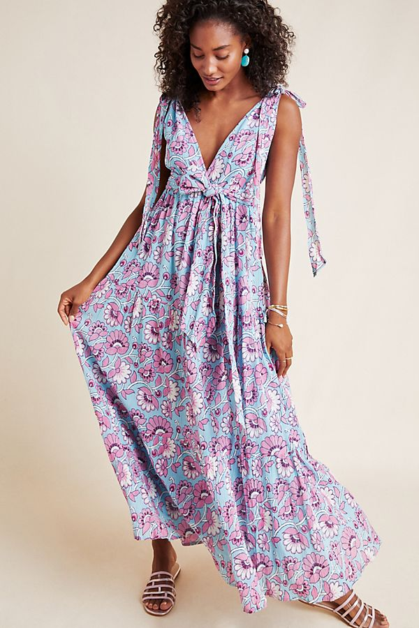 Slide View: 1: Carnation Maxi Dress