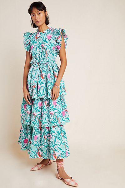 Leilani Tiered Maxi Dress