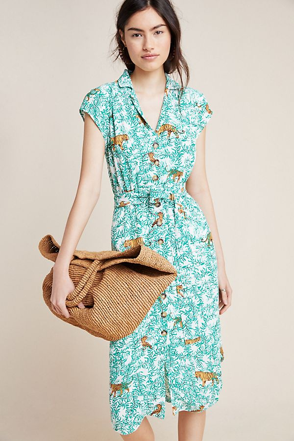 Slide View: 1: Catherine Shirtdress
