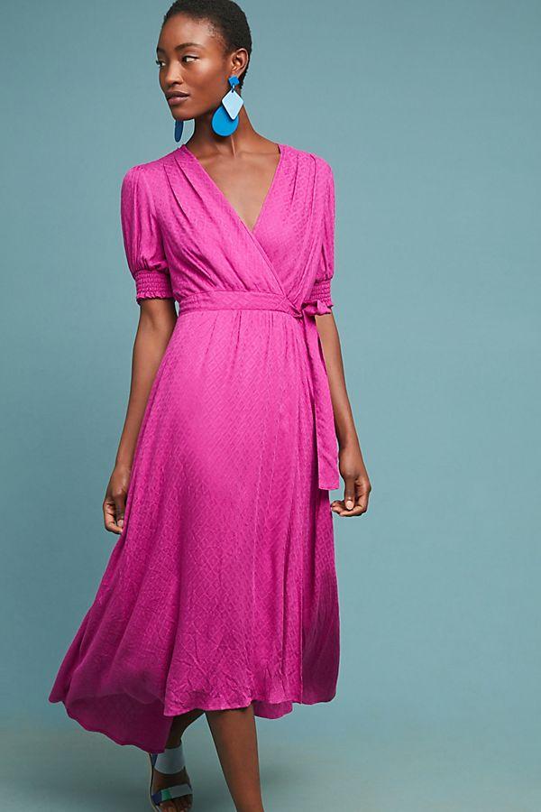 563df2352 Breanna Wrap Dress | Anthropologie
