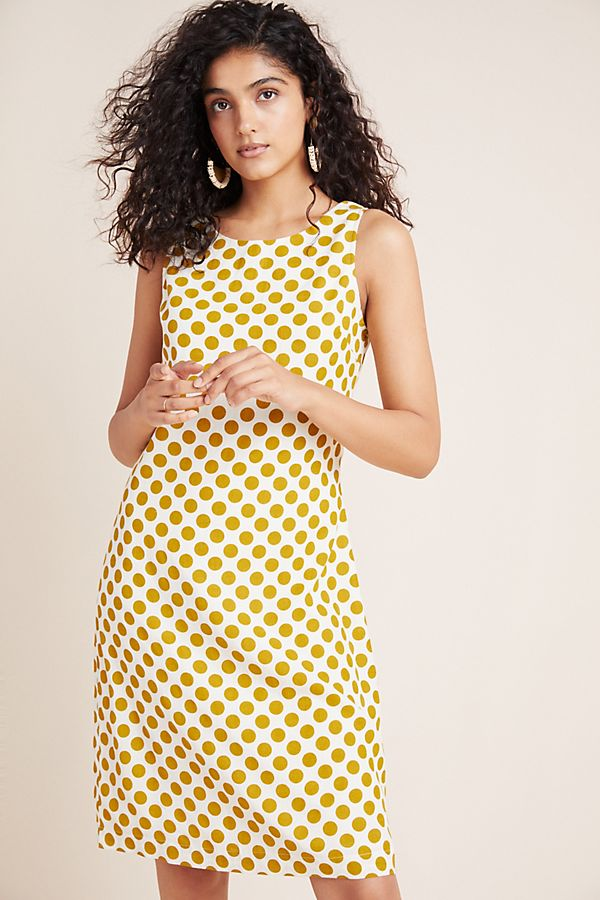 Dottie Shift Dress by Kirei