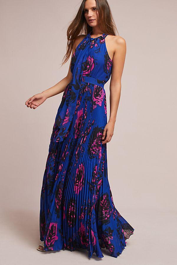 660ad76979f5 Darien Halter Maxi Dress