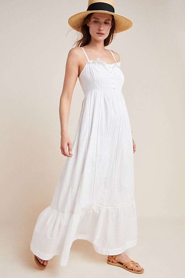Arcadia Maxi Dress | Anthropologie
