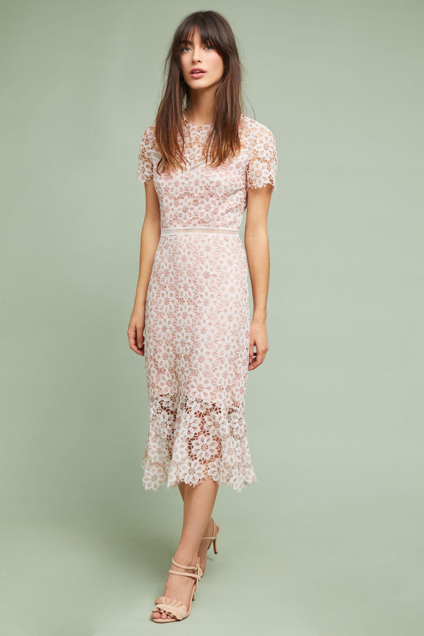 578441d202f4 Ambrosina Lace Dress   Anthropologie