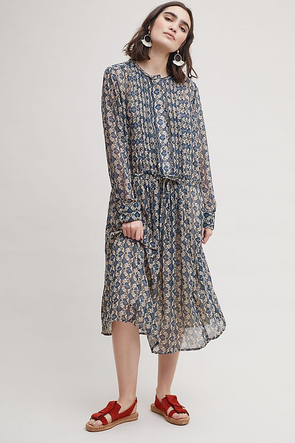 19078451ffda Fiona Pleated Dress