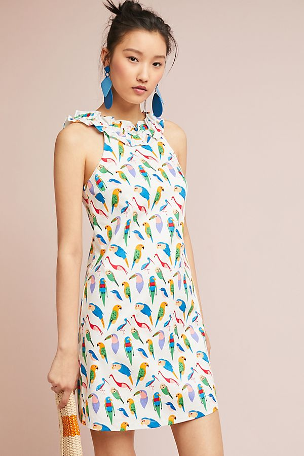 ca1556db9c2 Parrot Shift Dress