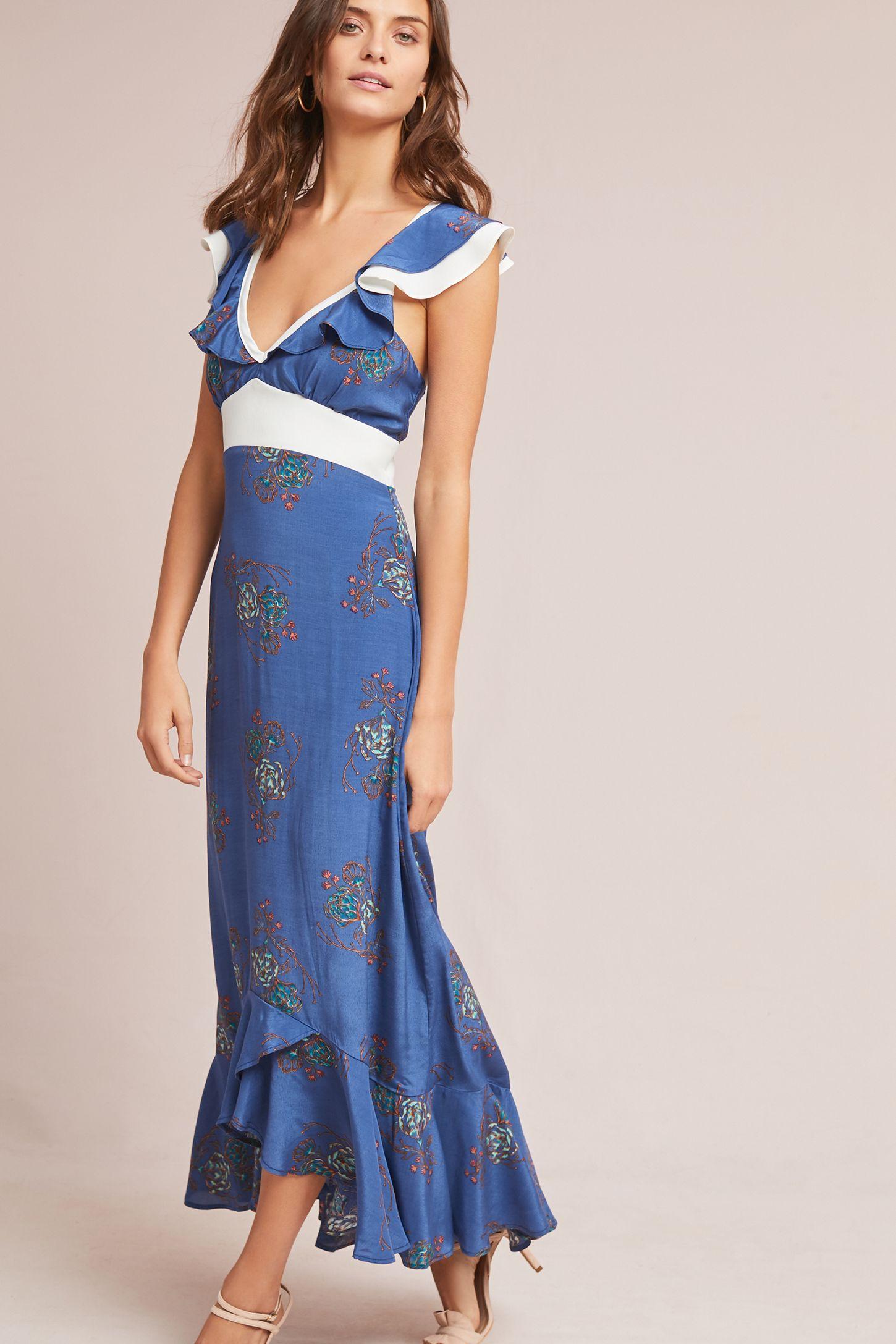 f2867010a4 Loretta Ruffled Petite Dress