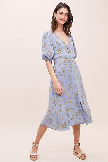 bffe5951784e Mund Floral-Print Dress