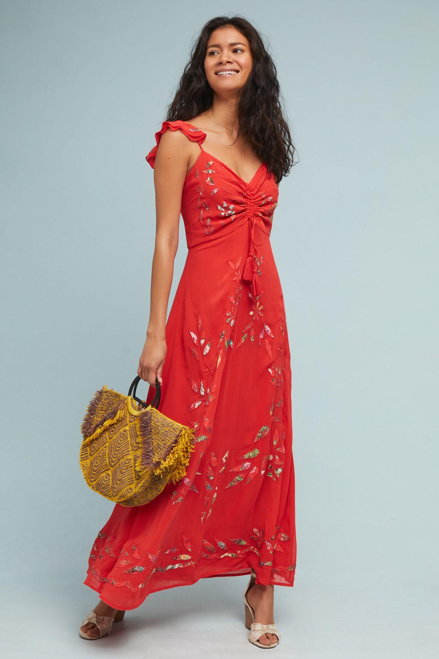 23b77b19d8 Farm Rio Quintana Maxi Dress