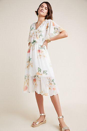 Farm Rio Eloisa Floral Dress e78f48ea5789