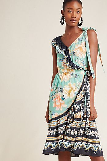 053099861e8 Farm Rio Monica Wrap Dress
